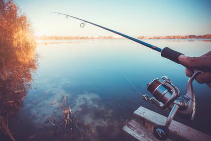 Lån penger til fiskeutstyr