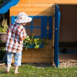 Lån til lekehus, hagemøbler og drivhus